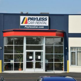 Payless Car Rental deals